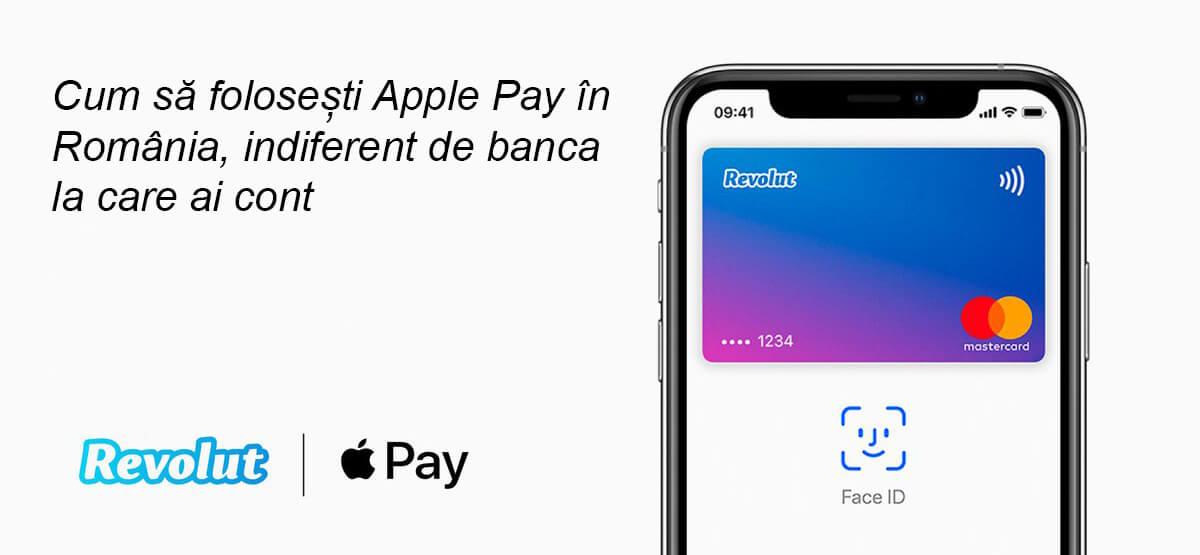Cum sa folosesti Apple Pay in Romania, indiferent de banca la care ai cont